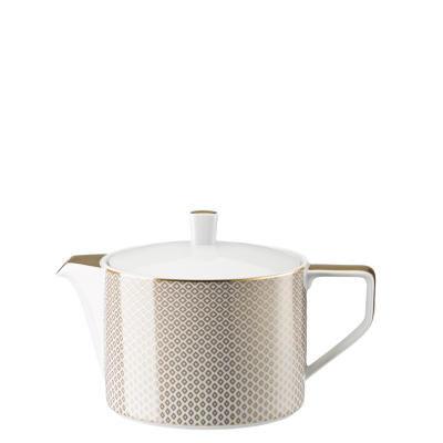 Francis Carreau Beige Teapot