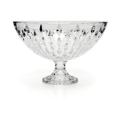 Odyssey Clear Bowl With Foot