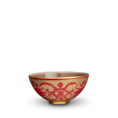 Fortuny Farnese Red Small Bowl