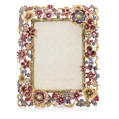 """Ophelia Floral Cluster 5"""" X 7"""" Frame"""