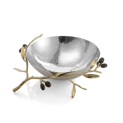 Olive Branch Serving Bowl