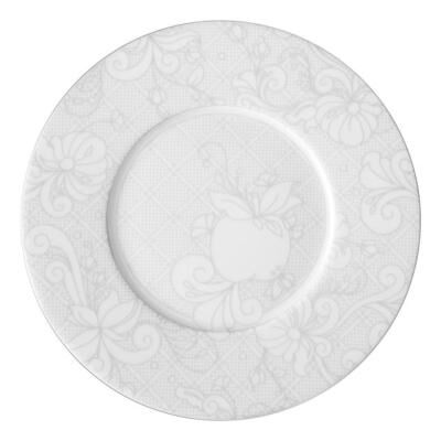 Jardin D'Eden Dorure Partielle Bread Plate