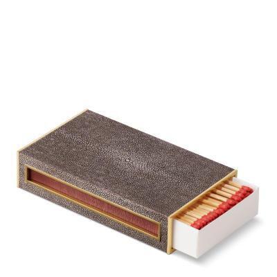 Shagreen Oversized Match Box
