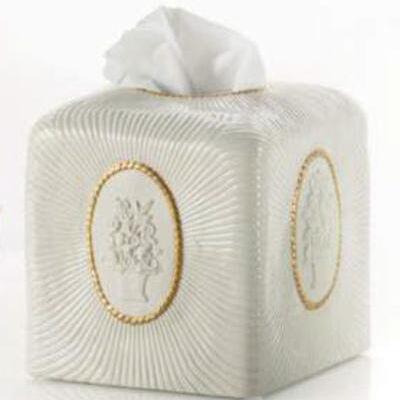 Caravaggio Tissue Box