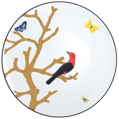 Aux Oiseaux Plate