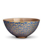 Fortuny Papiro Blue Large Bowl