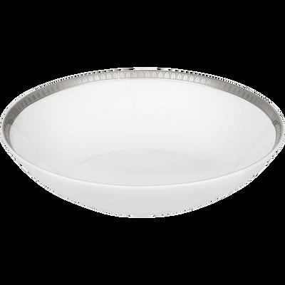 Malmaison Or Rimmed Soup Plate 23.5 Cm