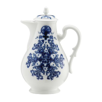 Babele Blue Coffeepot