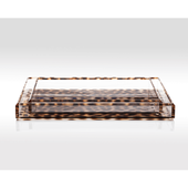 Leopard Accent Tray