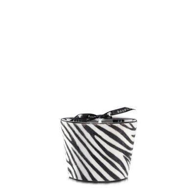 Jungle Black Zebrino Scented Candle