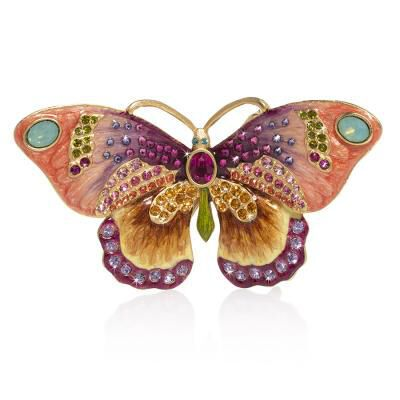 Madame - Butterfly Small Figurine