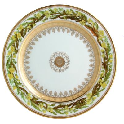 Botanique Salad Plate Sysimbrio