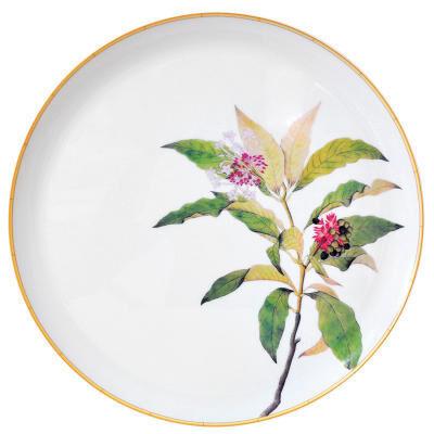Jardin Ind Round Platter