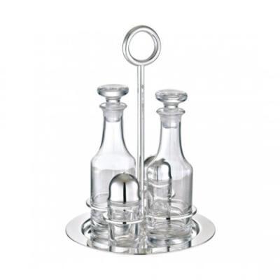 Vertigo  Condiment Bowl (Set Of 4 )