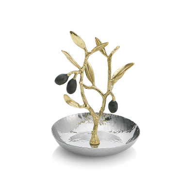 Olive Branch Ring Catch