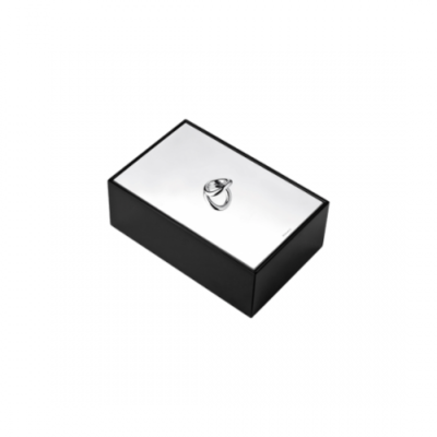 Vertigo Black Laquered Box