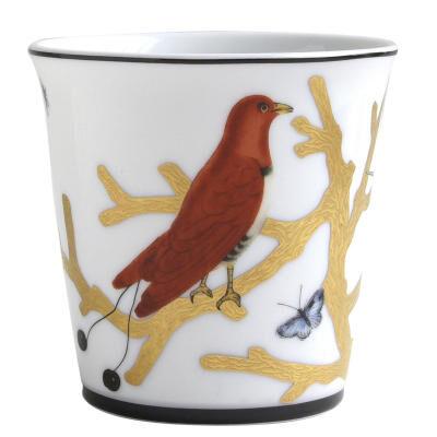 Brd Tumbler Aux Oiseaux + Candle