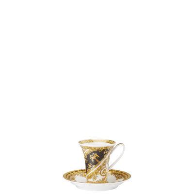 Versace I Love Baroque Espresso Cup & Saucer