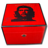 "WOODEN HUMIDOR ""CHE"""