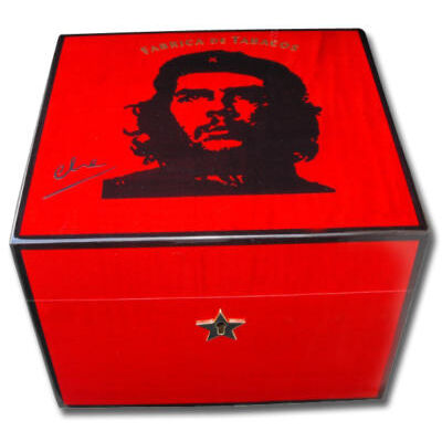 """Wooden Humidor """"Che"""""""