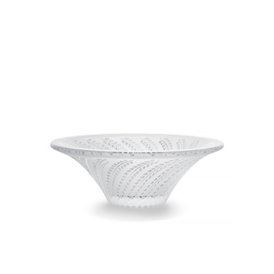 Clear Glycines Hollow Small Bowl