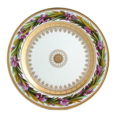 Botanique Salad Plate Iris