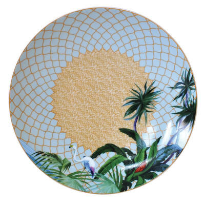 Tropiques Salad Plate