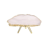 Cake Stand 24k Gold-plated