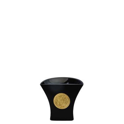 Medusa Madness Black Vase