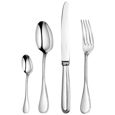 Perles Flatware Set For 12 People (75 Pieces)