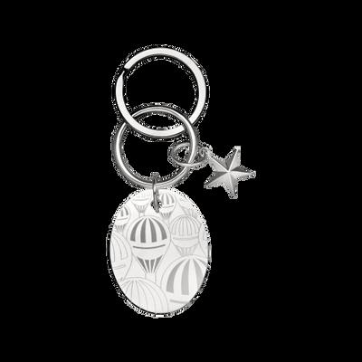 Montgolfiere Keychain
