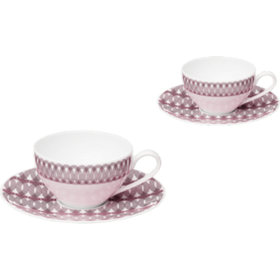 Mood Nomade Set Of 2 Tea Cups