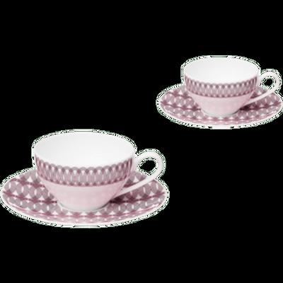 Mood Nomade Set Of 2 Tea Cups