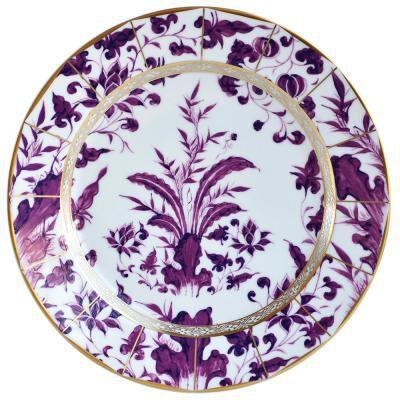 Prunus Salad Plate