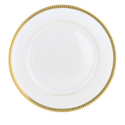 Malmaison Gold Dinner Plate