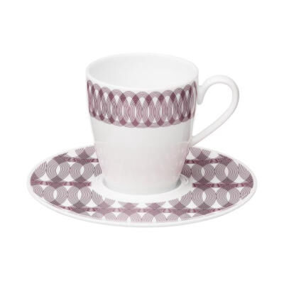 Mood Nomade Coffee Cup And Saucer
