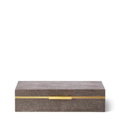 Shagreen Envelope Box