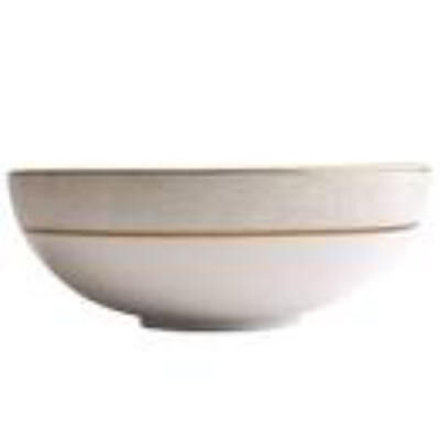Sauvage Blanc Open Vegetable Bowl