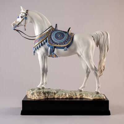 Arabian Pure Breed- Horse Figurine Limited Edition