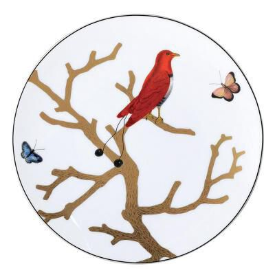 Aux Oiseaux Ebene Plate