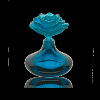 Blue Rose Romance Perfume Bottle
