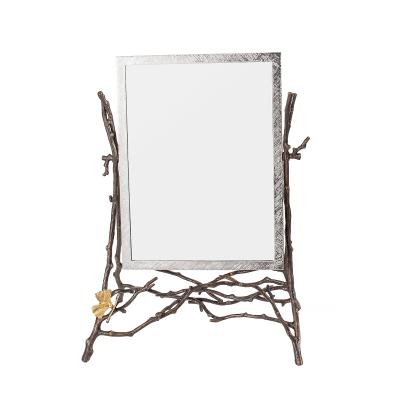 Butterfly Ginkgo Vanity Mirror
