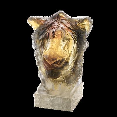 Lion Head By Patrick Villas