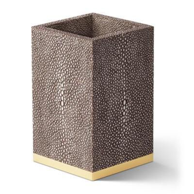 Shagreen Pencil Cup