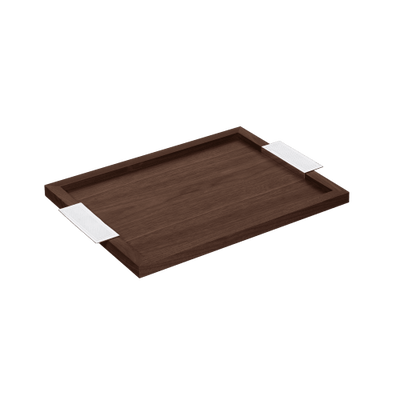 Madison 6 Walnut Wood Tray