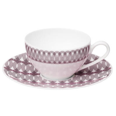 Mood Nomade Tea Cup & Saucer