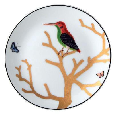 Aux Oiseaux Bread & Butter Plate