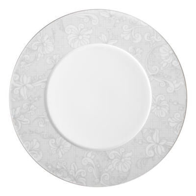 Jardin D'Eden Dorure Partielle Dinner Plate