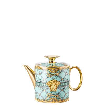 Versace Scala Palazzo Verde Teapot