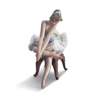 Opening Night Girl Ballet Figurine